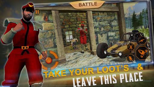Firing Squad Free Fire Battleground Survival  captures d'écran 2