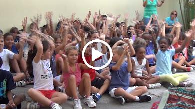 Video: St Martin (Antilles) Ecole Maternelle et Primaire Jean de La Fontaine