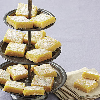 Chamomile Lemon Bars