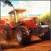 New Tractor Farming Transport Cargo Driving Game