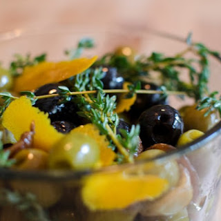 Marinated Green Olives Recipes