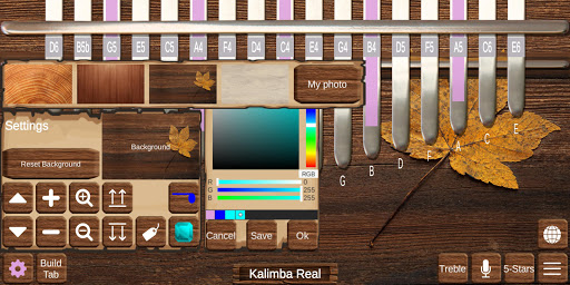 Kalimba Real screenshot 7