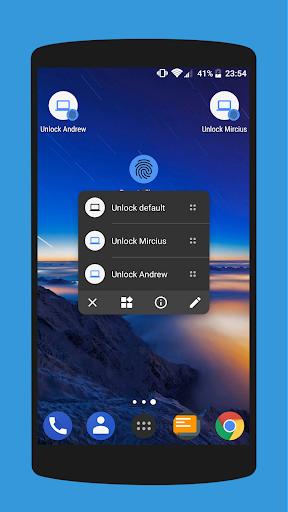 Remote Fingerprint Unlock screenshot 4