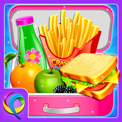 School Lunchbox Food Maker - Cooking Game