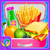 School Lunchbox Food Maker - Cooking Game (Unreleased)
