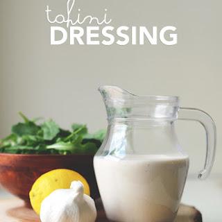 Tahini Dressing