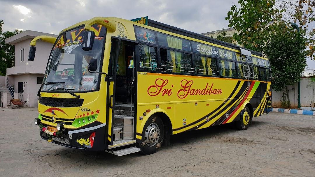 SRI GANDIBAN BUS SERVICE - Bus Tour Agency in CHENGALPATTU