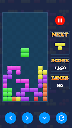 Block Puzzle: Bricks Game  1.3.1 screenshot 2091584