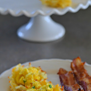 Cheesy Egg Breakfast Baskets