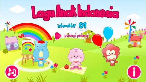 Lagu Anak Indonesia Int 01