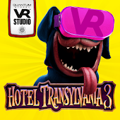 Hotel Transylvania 3 Virtual Reality Activity App!