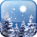 Snowfall LWP icon