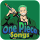 One-Piece Opening Theme Anime Songs APK