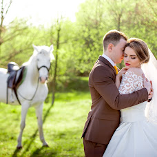 Wedding photographer Irina Krishtal (IrinaKrishtal). Photo of 16.05.2017