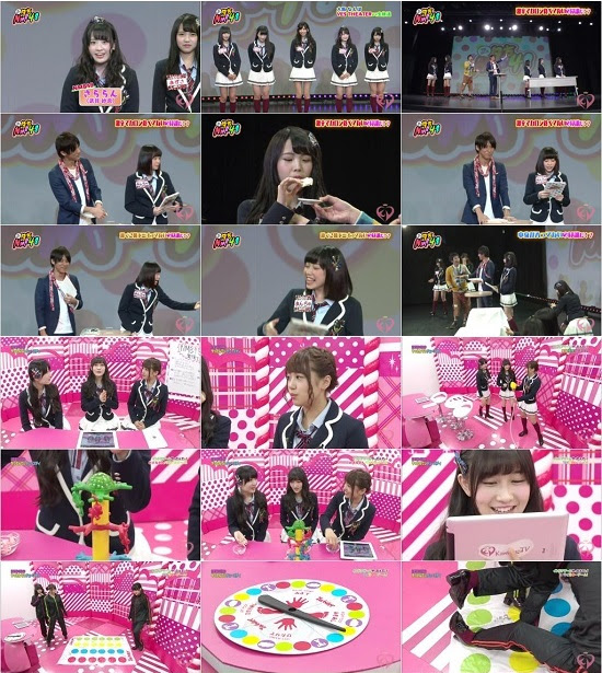 (TV-Variety)(480P) NMB48 Kawaiian TV – Collection 151118 ~ 151206
