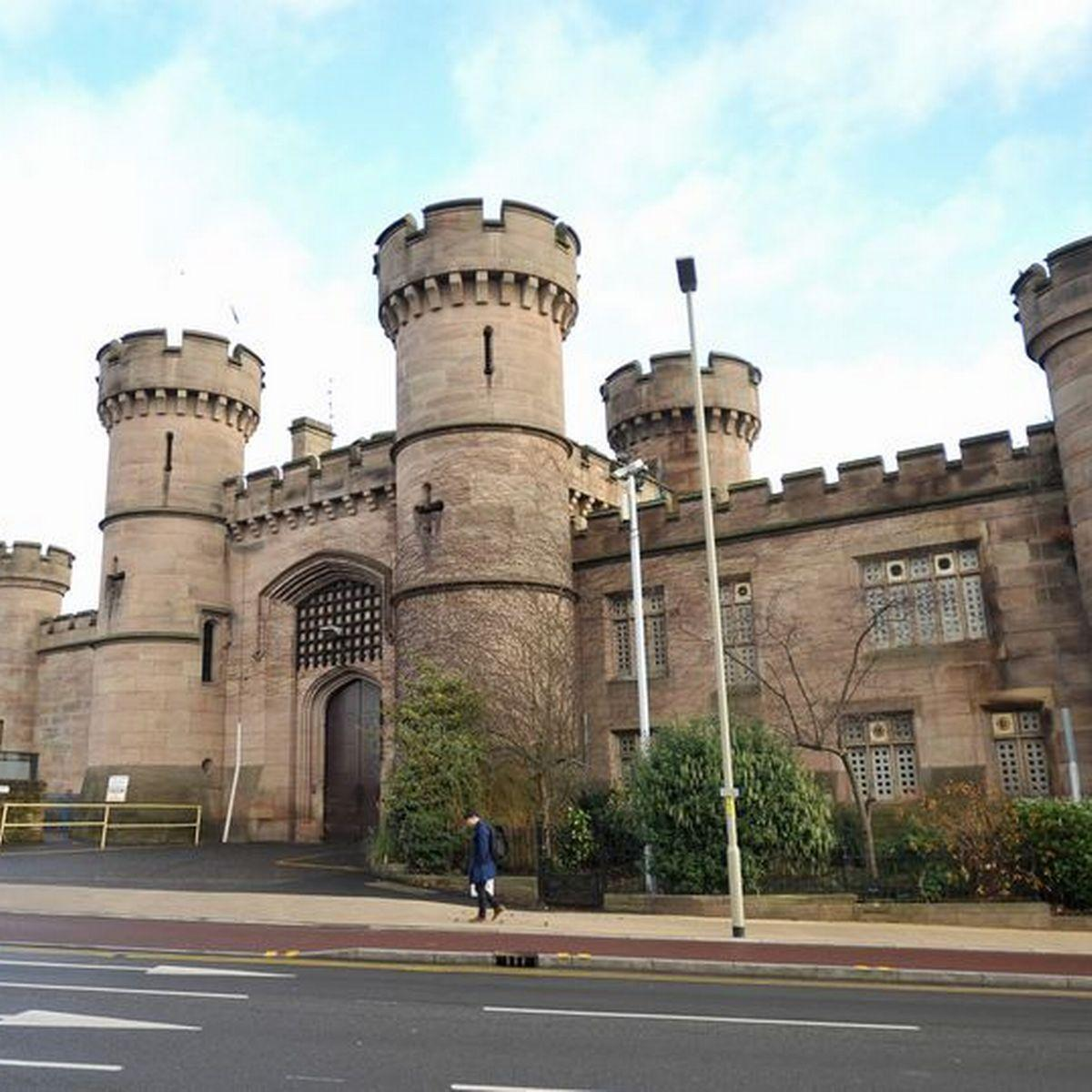 Pictures offer rare glimpse of life behind bars for 300 inmates at tough  Victorian prison - Wales Online