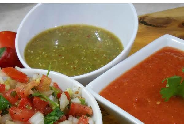 Salsa Verde Cheater Version Recipe