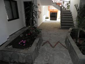 Photo: Εσωτερικός κήπος πρώτης οικοδομής-Inside garden