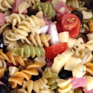 Nathan's Favorite Pasta Salad.