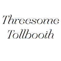 Threesome Tollbooth logo