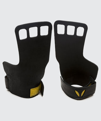 Victory Grips Leather Men - Black - Small