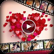 Love Video Maker With Music : Love Slideshow Maker