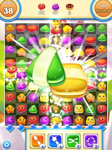 Macaron Pop : Sweet Match3 Puzzle android2mod screenshots 9