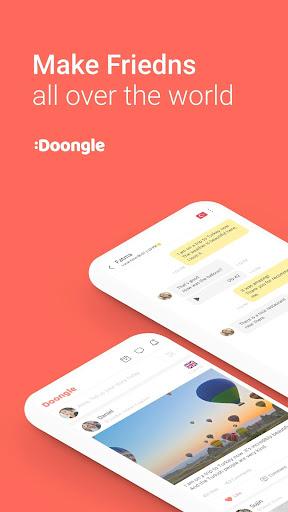 Doongle - Where your global journey begins 5.1.25 screenshots 1