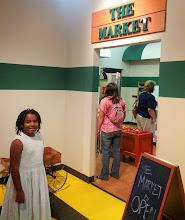 Photo: ready to go shopping at the market