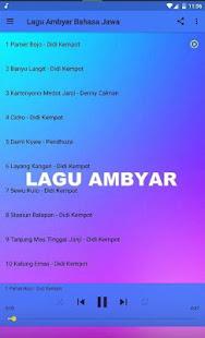 Lagu Ambyar Bahasa Jawa Mp3 Offline Apps On Google Play