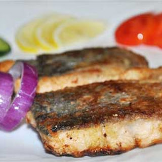 Pan Fried Coho Salmon Fillets