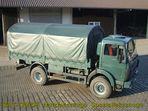 Photo: Mercedes 1017A 4x4 Allrad