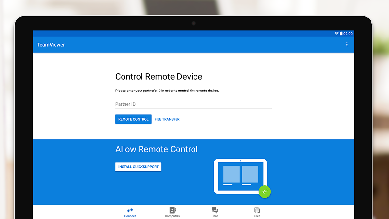 TeamViewer for Remote Control Screenshot 13