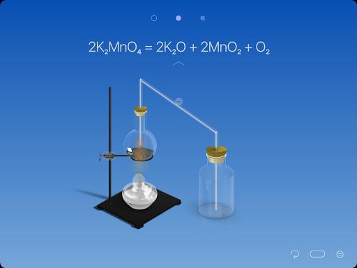 Screenshot for CHEMIST - Virtual Chem Lab in Hong Kong Play Store