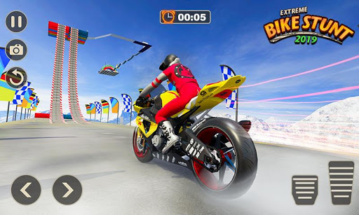 Extreme Stunts Bike Rider 2019 1.0.11 screenshots 1