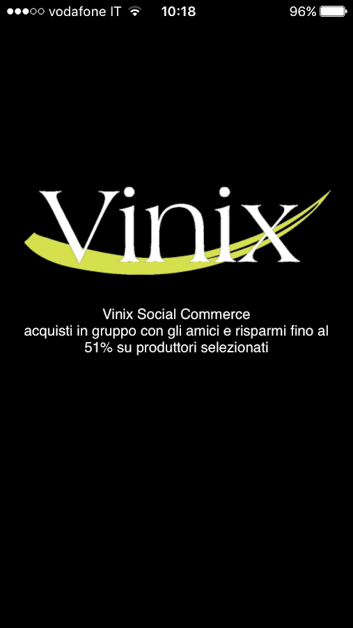 Vinix Social Commerce- screenshot
