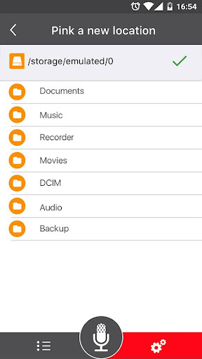 Voice Recorder 34 screenshots 23