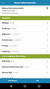 Mensa Braunschweig - náhled