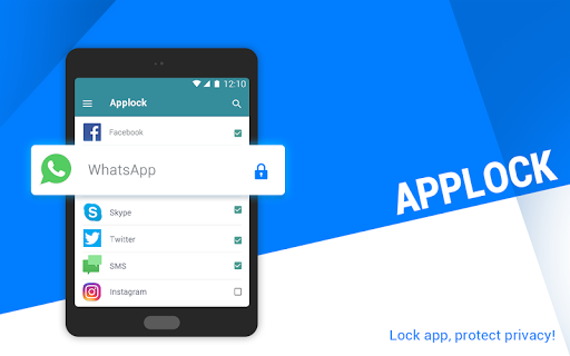 AppLock Apps (apk) free download for Android/PC/Windows screenshot