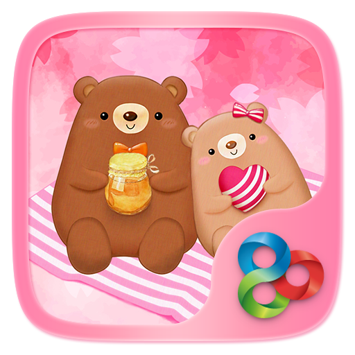 (Free)Sweet Lover GO Launcher Theme
