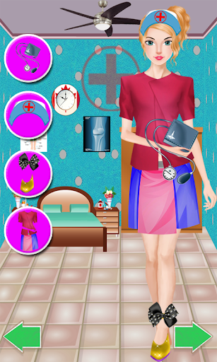 玩休閒App|装扮游戏 - 女孩打扮免費|APP試玩
