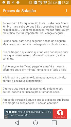 Frases do Safadão pra WhatsApp