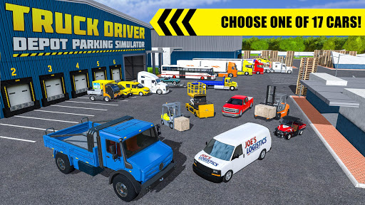 Truck Driver: Depot Parking Simulator 1.1 screenshots 5