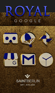Royal HD Icon Pack v1.6