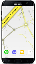 3D Particle Plexus Live Wallpaper screenshot thumbnail
