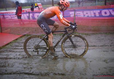 """Marianne Vos reed haar laatste koers voor CCC-Liv: """"Dit modderfeest was niet mijn modderfeest"""""""
