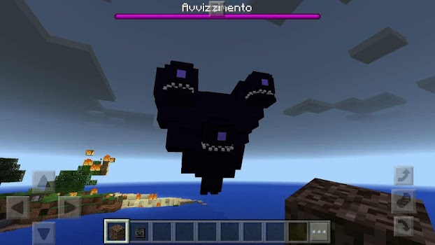 Wither Storm for Minecraft PE