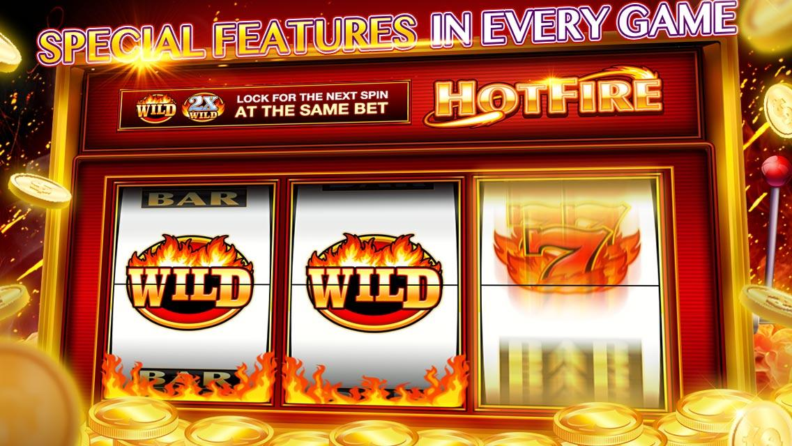 MY 777 SLOTS -  Best Casino Game & Slot Machines- screenshot