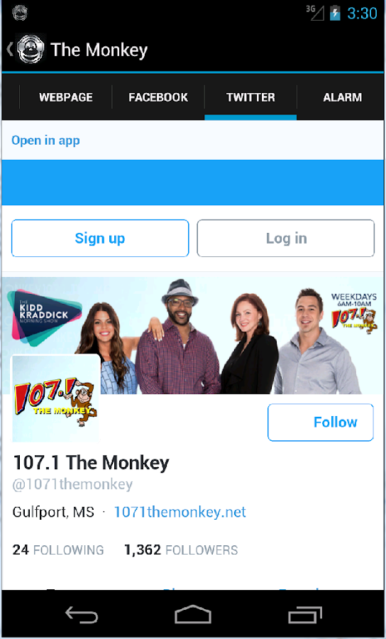 The Monkey- screenshot