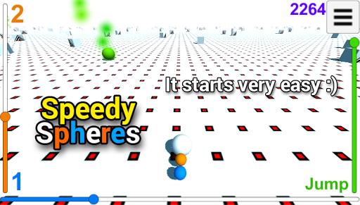 Speedy Spheres